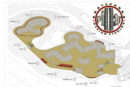 Bluffton Park Plans